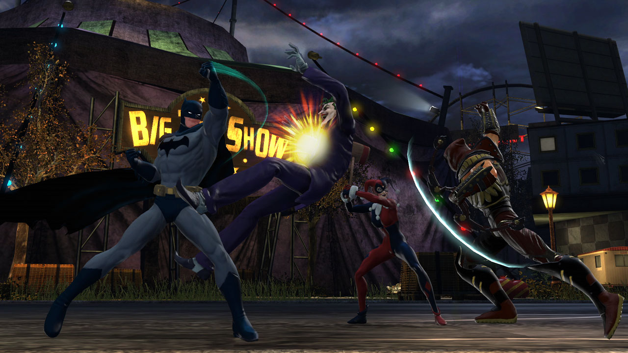 DC Universe Online - Impresiones jugables Beta