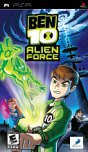 Ben 10: Alien Force PSP