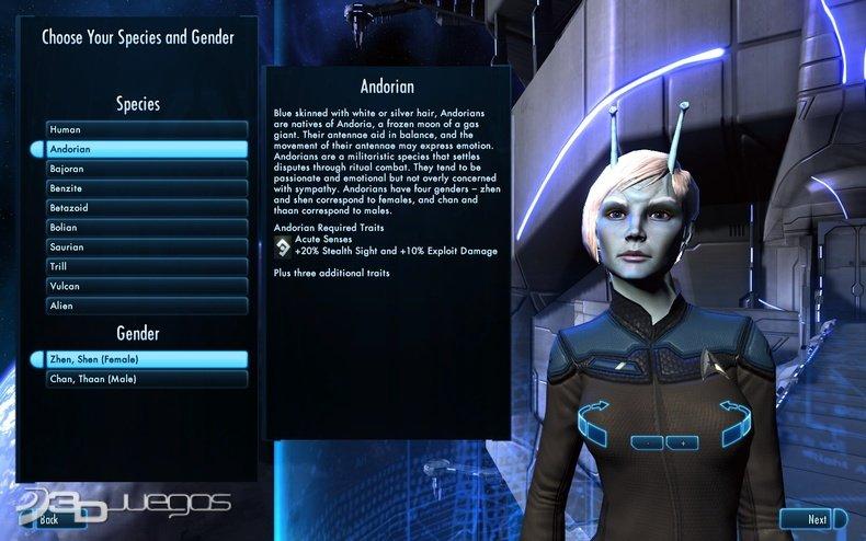 Star Trek Online - An�lisis