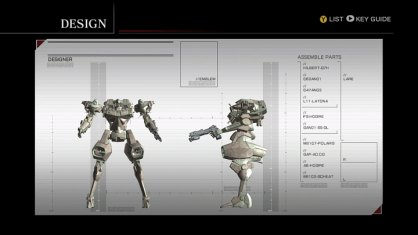 Armored Core for Answer análisis
