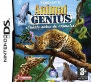 Carátula de Animal Genius - DS