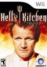 Carátula de Hell's Kitchen: El videojuego - Wii