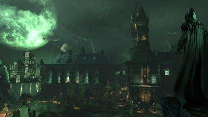 Batman Arkham Asylum: Batman Arkham Asylum: Impresiones jugables