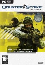 Car�tula oficial de Counter-Strike: Source PC