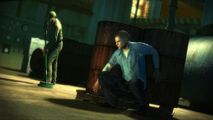 Prison Break: Prison Break: Primer contacto