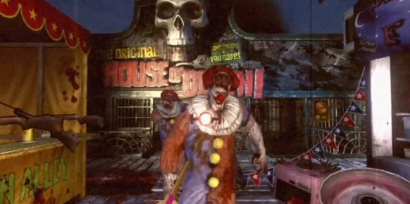 The House of the Dead Overkill Android