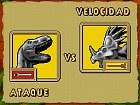 Combate de Gigantes Dinosaurios - Imagen DS
