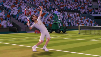 Grand Slam Tennis an�lisis