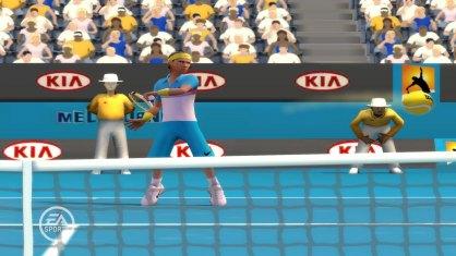 Grand Slam Tennis: Grand Slam Tennis: Impresiones jugables