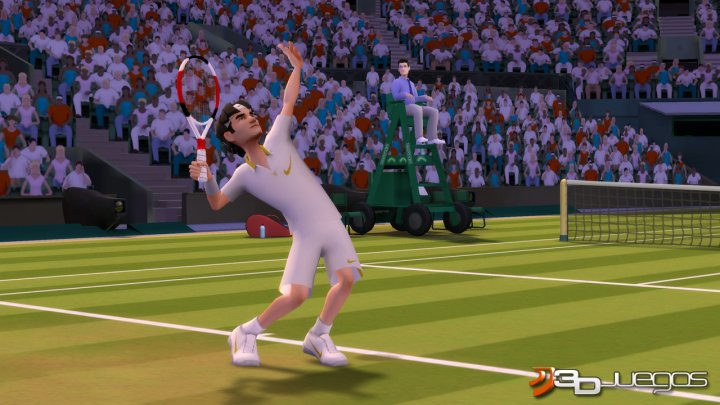 EA Sports Grand Slam Tennis - An�lisis