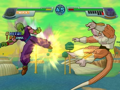 Dragon Ball Z Infinite World análisis