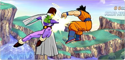 Dragon Ball Z: Infinite World, un nuevo título de la saga para PS2