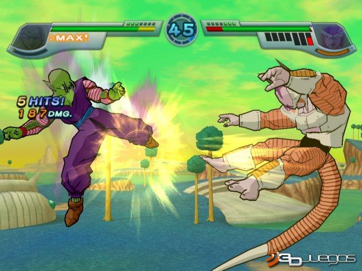Dragon Ball Z Infinite World - An�lisis