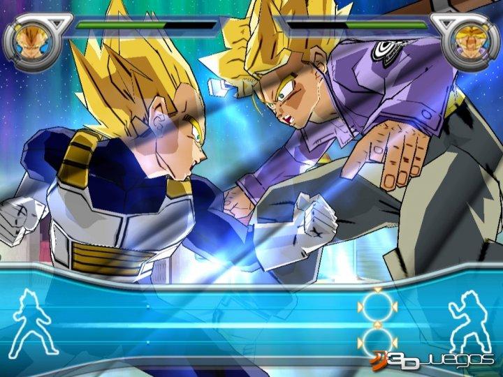 Análisis de Dragon Ball Z Infinite World para PS2 - 3DJuegos