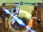 Dragon Ball Z Infinite World - Pantalla