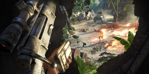 Far Cry 3: Far Cry 3: Impresiones GamesCom