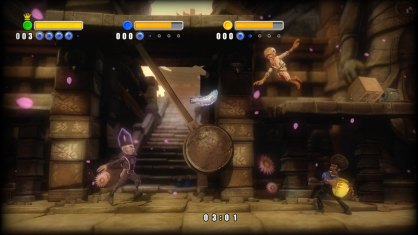 Rag Doll Kung Fu Fists of Plastic PS3