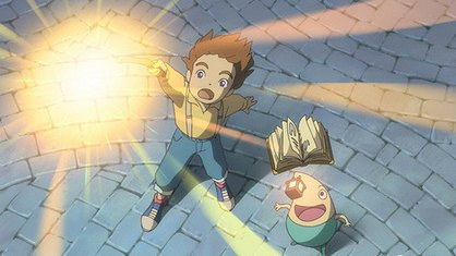 Ni no Kuni The Another World: Ni no Kuni The Another World: Primer contacto