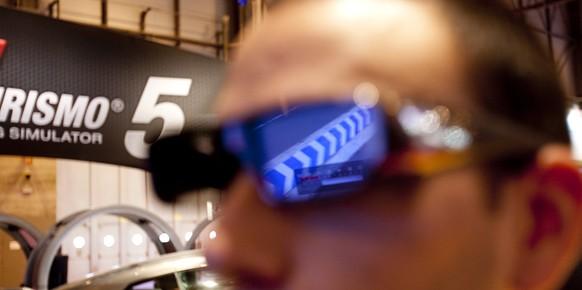El 3D es también importante para Sony, y una demostración la tuvimos durante el E3: televisor 3D, gafas y Resistance 3 por 499 dólares.