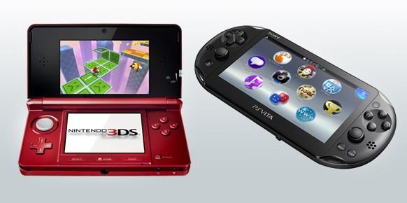 consolas de videojuegos portatiles 2014