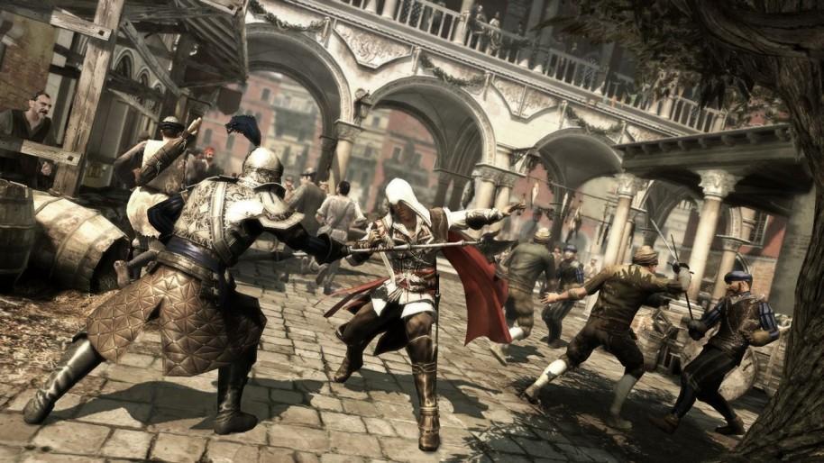 Assassin's Creed II fue el último trabajo de Patrice Désilets en Ubisoft.