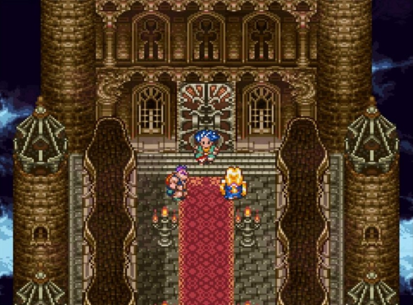 Dragon Quest experimentó numerosos saltos gráficos a lo largo de su historia, principalmente debido al cambio de plataforma.