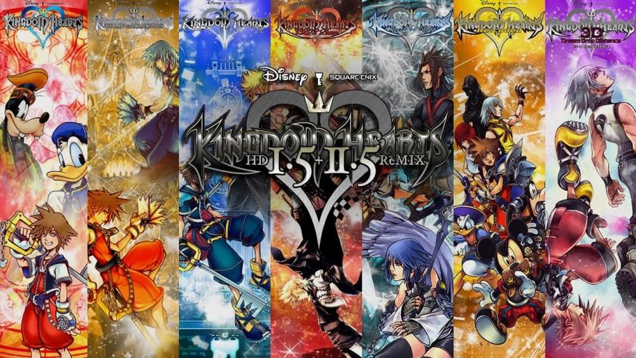 Los recopilatorios han sido algo habitual en Kingdom Hearts, cada vez con nombres más difíciles, pero también con ediciones más completas. La próxima va a ser Kingdom Hearts HD 1.5 + 2.5 Remix, y aparecerá para la plataforma PlayStation 4 el próximo 31 de marzo. Sin duda es una buena oportunidad para tener toda la magia de esta serie en un único lanzamiento.