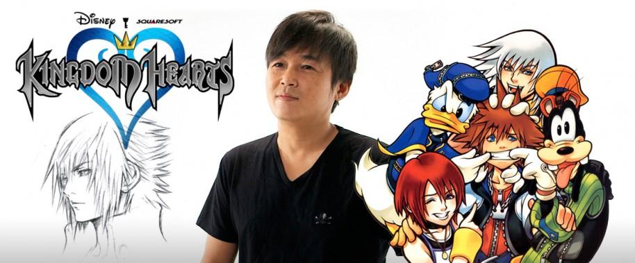 Tetsuya Nomura empezó a trabajar en Squaresoft como tester de Final Fantasy IV. Una persona que comenzó desde abajo, sorprendiendo a sus superiores hasta llegar a diseñar los personajes de FFVII. Siempre ha reconocido la inspiración de Yoshitaka Amano, pero lo más importante ha sido su determinación cuando era necesario, para defender su visión. Eso explica que sus diseños hayan tenido esencia propia, y también que alcanzasen tanto éxito.