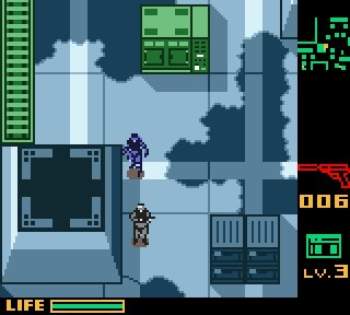 Quizá de los más desconocidos, pero Ghost Babel es un gran juego para Game Boy Color que captaba perfectamente la esencia de los primeros juegos.