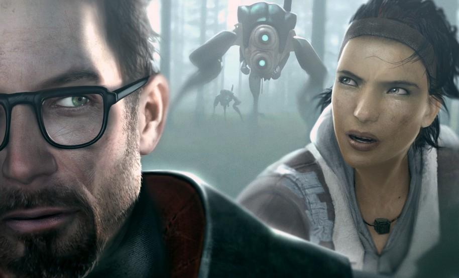 Imagen de arte del Half-Life 2: Episode Two, la última entrega hasta la fecha de esta irrepetible saga.