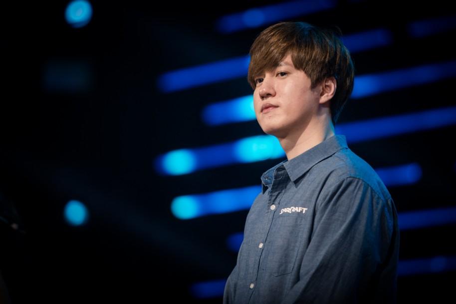 Bisu, uno de los jugadores más populares de StarCraft logró vencer a Jaedong 3 a 2 para ganar $25,000 USD