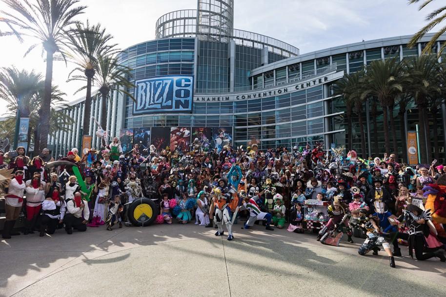 Como cada año, el cosplay en BlizzCon es impresionante