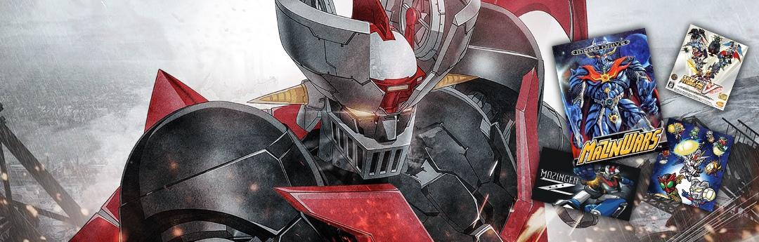 Mazinger Z: robots y videojuegos