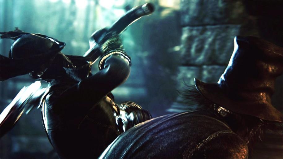 Imágen de Bloodborne.