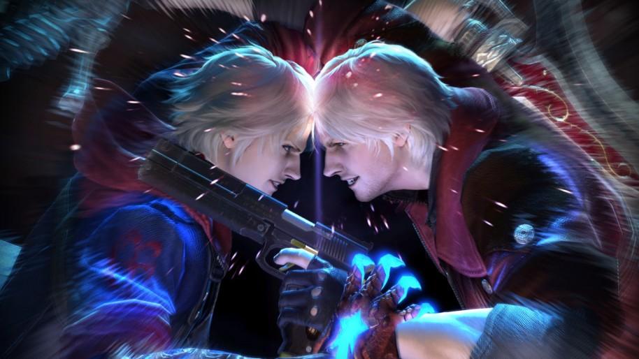 Imágen de Devil May Cry 4.