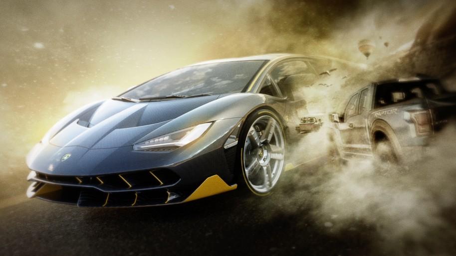 Imágen de Forza Horizon 3.