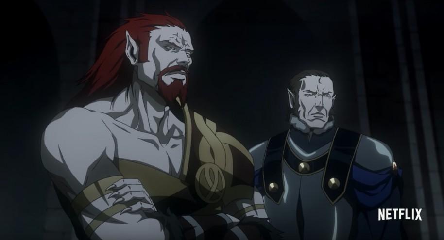 Son muchos los aliados de Drácula que se nos presenta en el primer tramo de la nueva temporada, pero pocos acaban aportando algo a Castlevania
