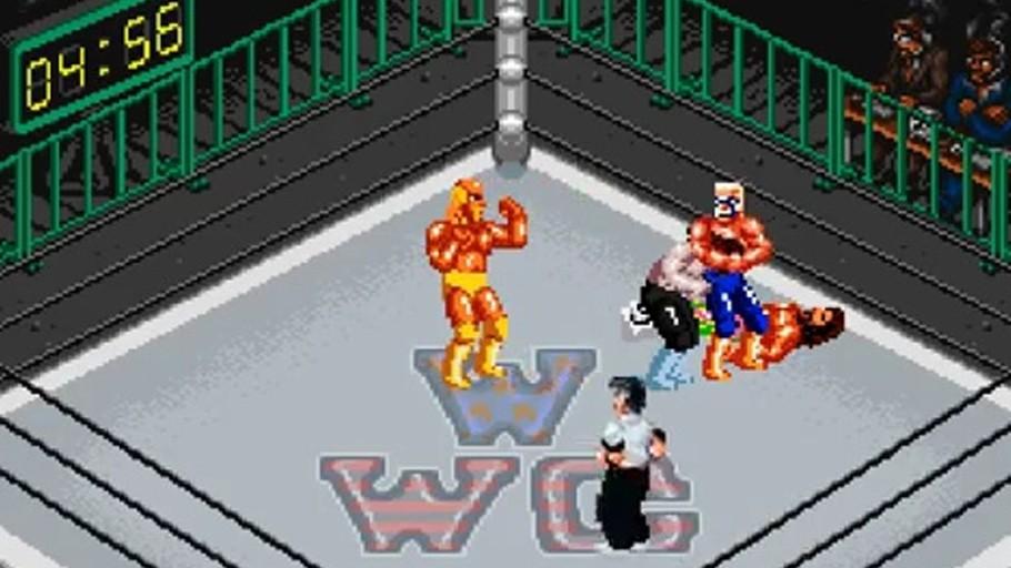 Fire Pro Wrestling fue uno de los primeros trabajos de Suda 51.