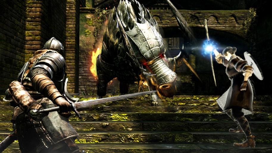 Es extraño catalogar a Dark Souls como JRPG y, sin embargo, es un juego de rol japonés.