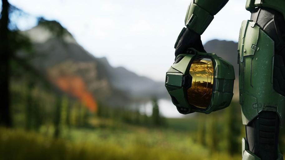 Imagen de Halo Infinite.