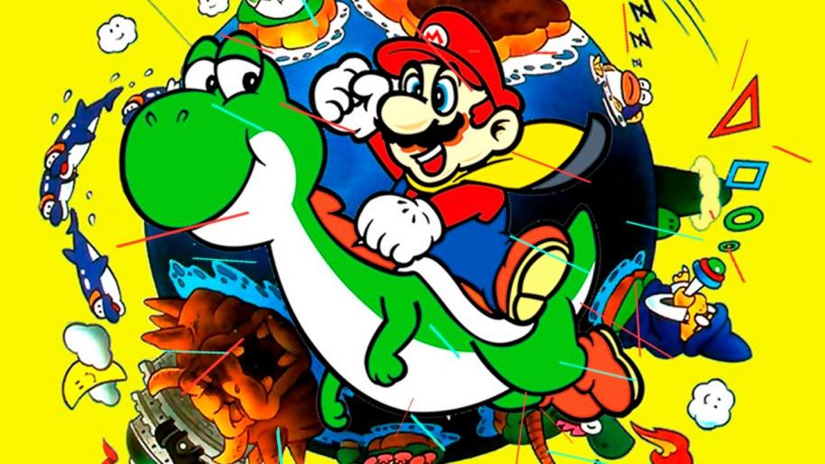 Tezuka hizo los diseños hasta SMB3. A partir de ahí creyó que otros lo harían mejor, aunque de su mano salió el boceto original de Yoshi.
