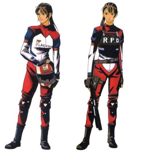 ¿Claire Redfield? ¡No! Elza Walker. Iba a ser la coprotagonista del Resident Evil 2 original, pero acabó siendo sustituida por la hermana de Chris. No era, ni mucho menos, el único cambio entre las versiones del juego