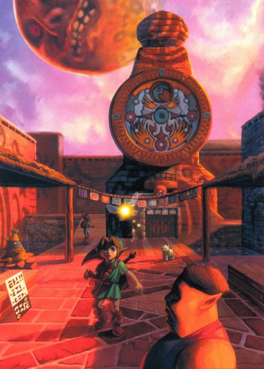 Ciudad Reloj era el escenario al que volvíamos una y otra vez.