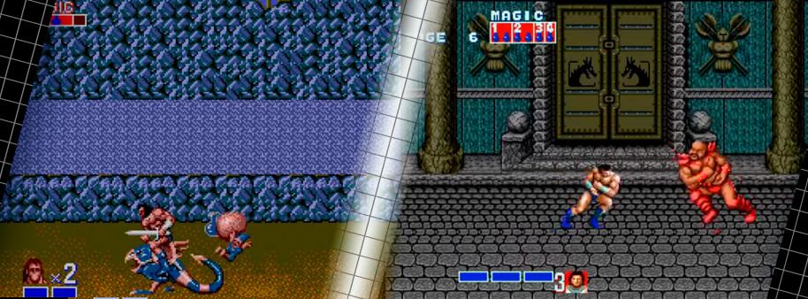 Puede que no fuese el port arcade de Sega a Mega Drive más espectacular de todos los hechos en los primeros años del sistema, pero sí se las ingenió para crear un beat 'em up cooperativo muy competente. En Master System obraron un milagro tecnológico, con sprites del tamaño de Mega Drive y manteniendo las claves jugables que lo convirtieron en un éxito. Eso sí, perdió el multijugador y solo nos dejaba jugar con Ax Battler.