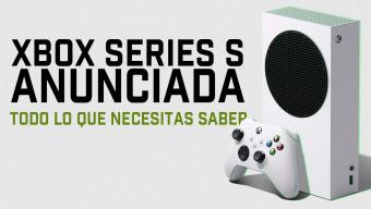 Xbox Series S: Lo que sabemos y lo que no sabemos de la nueva generación de consolas de Microsoft