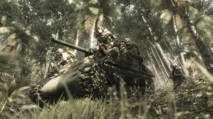 A pesar de volver a la Segunda Guerra Mundial, Treyarch ha decidido ambientar Call of Duty: World at War en el poco explorado contexto de la guerra en el Océano Pacífico.