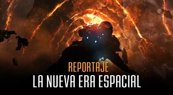 Reportaje de La Nueva Era Espacial