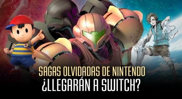 Reportaje de Sagas olvidadas de Nintendo, ¿volverán en Switch?
