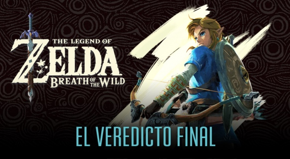 Reportaje de The Legend of Zelda Breath of the Wild: El Veredicto Final