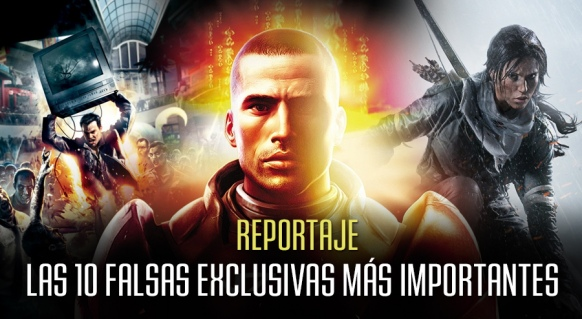 Reportaje de Las 10 falsas exclusivas más importantes de la historia del videojuego